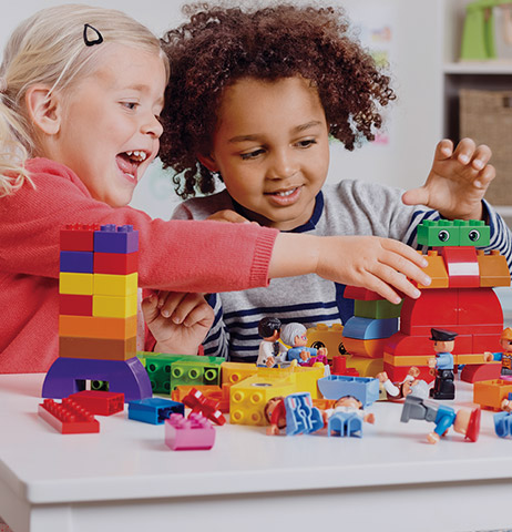 Build with LEGO DUPLO