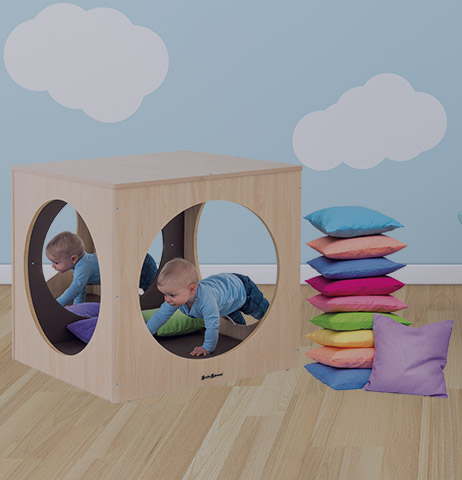 Sensory Play Spaces