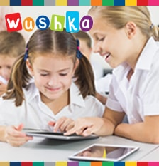 Wushka a cloud based digital levelled reading program.