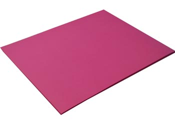 Lightweight Board Pink 510x635mm 250gsm pk 20