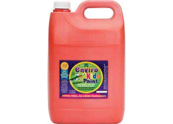 Enviro Kids Paint Sunset Orange – 5 Litre
