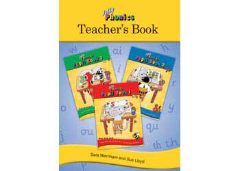 Jolly Phonics Teacher's Book Precursive