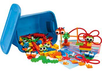 Kid K'NEX Class Set 225 pieces