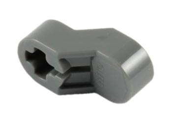 LEGO – Plastic Motor Crankshaft Dark Grey Pack of 10