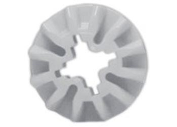 LEGO – 12 Tooth Bevel Gear  Medium Grey PK10