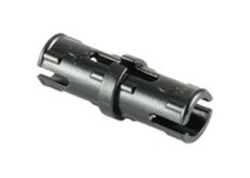 LEGO – Connector Peg with Friction Black PK10