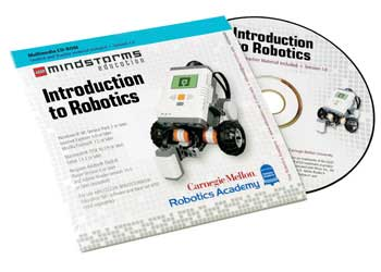 LEGO – Introduction To Robotics V24