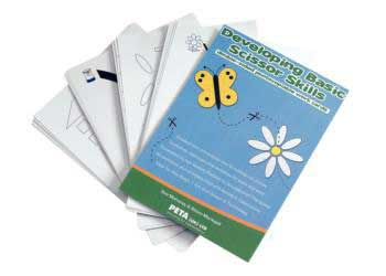 Peta Scissor Skill Work Cards – Set of 20