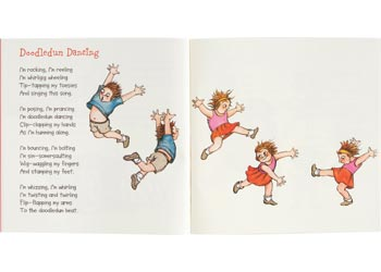 Doodledum dancing book and cd mta catalogue