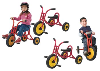Weplay – Medium and Large Trike Set