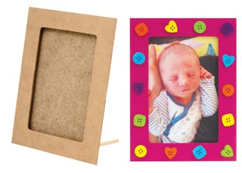 Wooden Frames Pack of 10 - MTA Catalogue