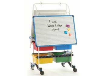 Literacy Centre Mobile Whiteboard