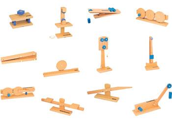 simple machine kits
