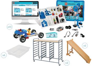 simple powered machines lego education. Black Bedroom Furniture Sets. Home Design Ideas