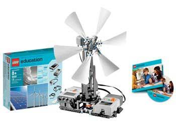 green science windmill generator instructions