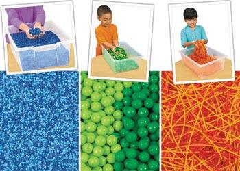 Sensory Play Material Kit Mta Catalogue