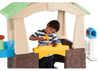 Little Tikes Deluxe Home Garden Playhouse Mta Catalogue