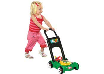 Little Tikes – Gas 'N Go Mower.
