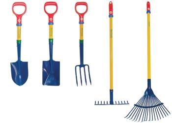 First Tools Gardening Tool Set Of 5   Gardening Tools