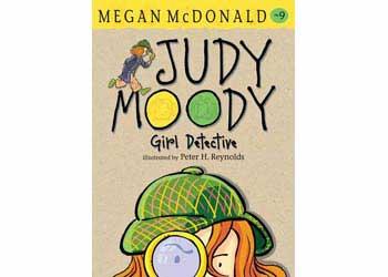 Judy Moody Girl Detective Book 9 Mta Catalogue